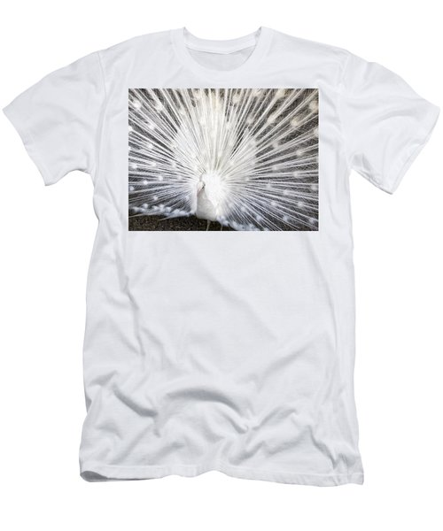 Men's T-Shirt (Slim Fit) featuring the photograph Booya by Tammy Espino