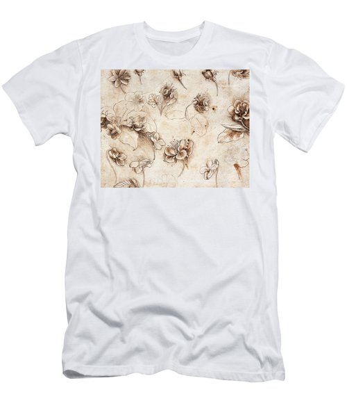 Botanical Table Men's T-Shirt (Athletic Fit)