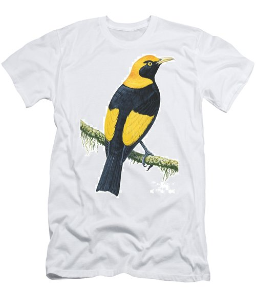 Bowerbird  Men's T-Shirt (Athletic Fit)