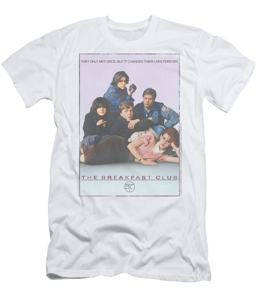 Breakfast Club - Bc Poster Men's T-Shirt (Athletic Fit)