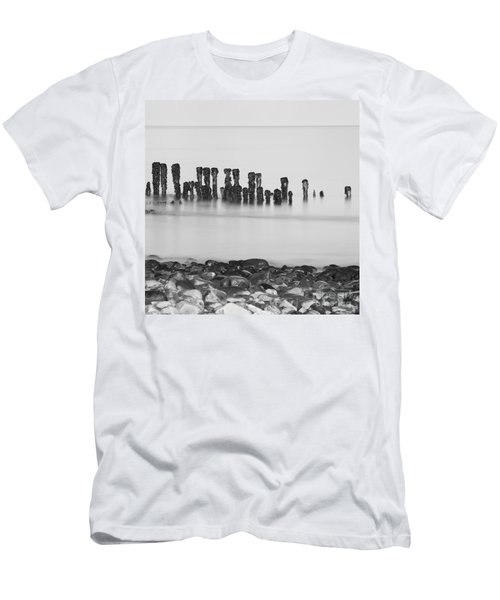 Breakwater Squared Men's T-Shirt (Athletic Fit)