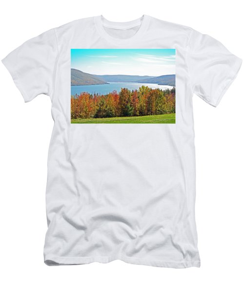 Bristol Harbour View Men's T-Shirt (Athletic Fit)