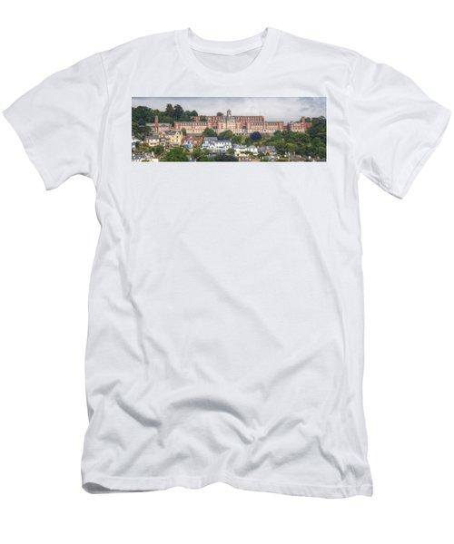 Britannia Royal Naval College Men's T-Shirt (Athletic Fit)