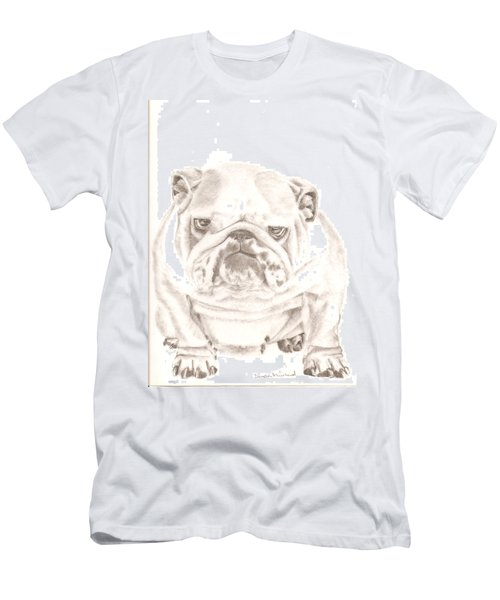 British Bulldog Winnie Men's T-Shirt (Athletic Fit)