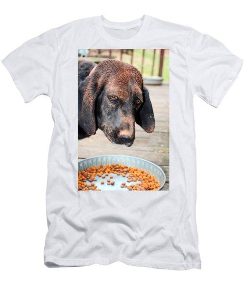 Brown Noser Men's T-Shirt (Athletic Fit)
