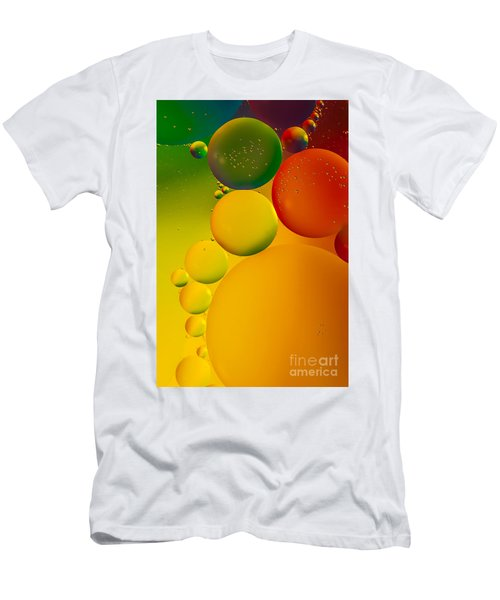 Bubbles Men's T-Shirt (Athletic Fit)