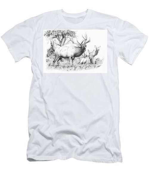 Bull And Harem Men's T-Shirt (Athletic Fit)