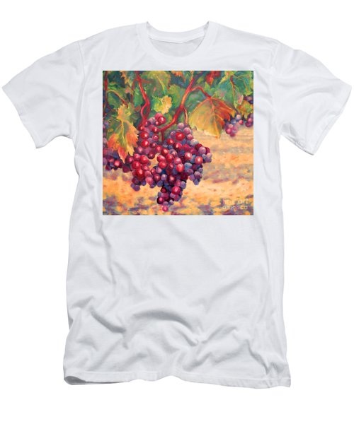 Bunch Of Grapes Men's T-Shirt (Athletic Fit)