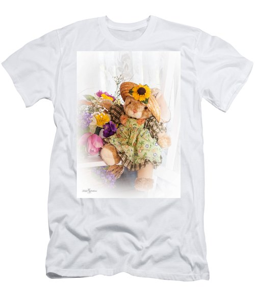 Bunny Expressions Men's T-Shirt (Athletic Fit)