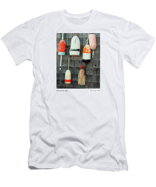 Buoys On The Wall Men's T-Shirt (Athletic Fit)