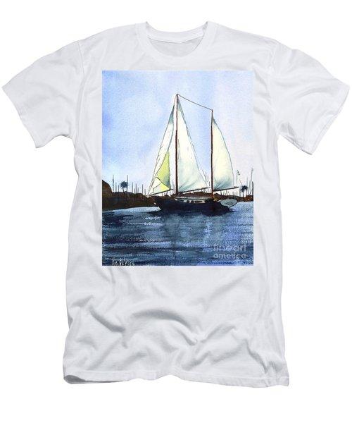 California Dreamin Men's T-Shirt (Athletic Fit)