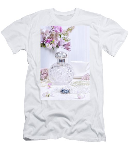 Cameo Earrings Men's T-Shirt (Athletic Fit)