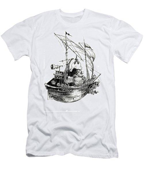 Sail Men's T-Shirt (Athletic Fit)