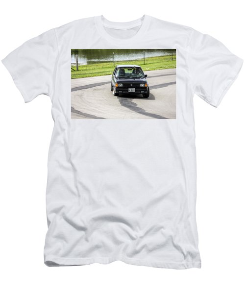 Car No. 76 - 02 Men's T-Shirt (Athletic Fit)