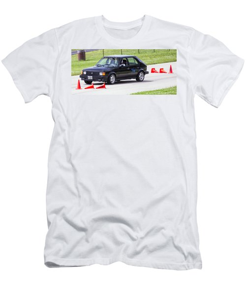 Car No. 76 - 07 Men's T-Shirt (Athletic Fit)