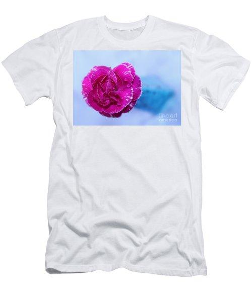 Carnation Of Love Men's T-Shirt (Athletic Fit)