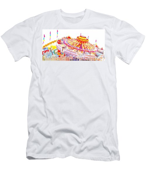 Carnival Sombrero Men's T-Shirt (Athletic Fit)