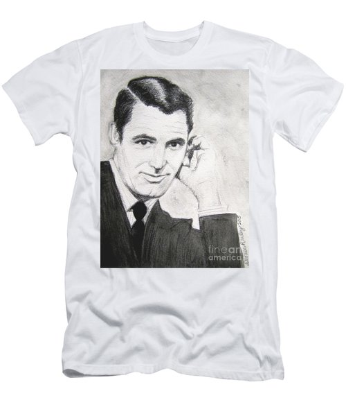 Cary Grant Men's T-Shirt (Athletic Fit)