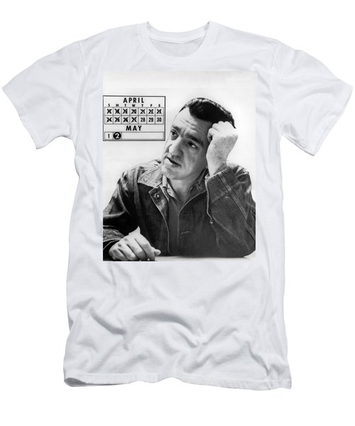 Caryl Chessman Men's T-Shirt (Athletic Fit)