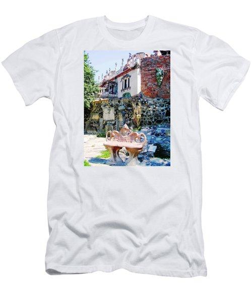 Casa Golovan Men's T-Shirt (Slim Fit) by Oleg Zavarzin