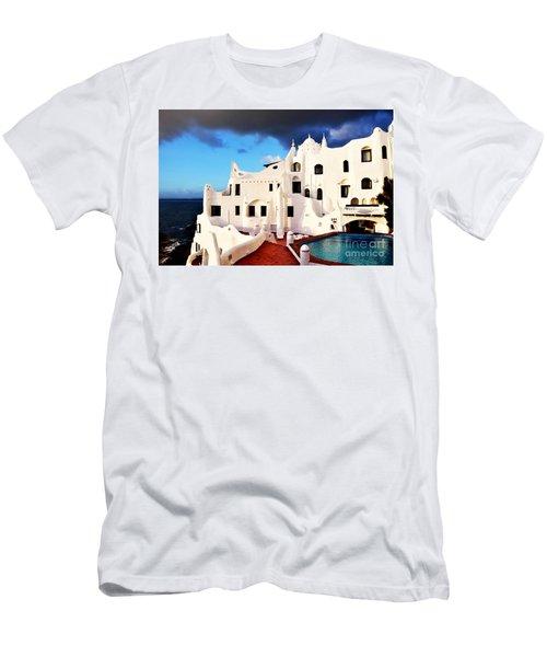 Casa Pueblo Al Mar Men's T-Shirt (Athletic Fit)
