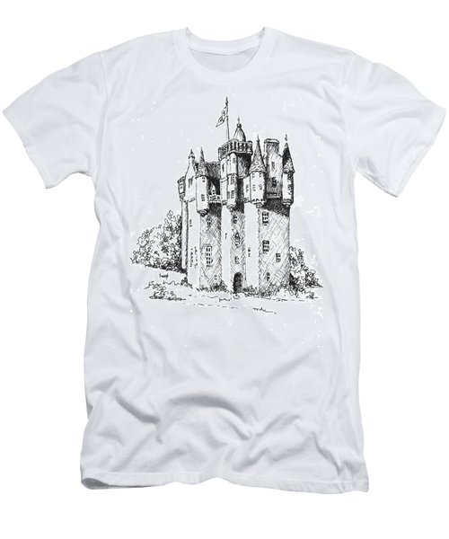 Castle Men's T-Shirt (Athletic Fit)