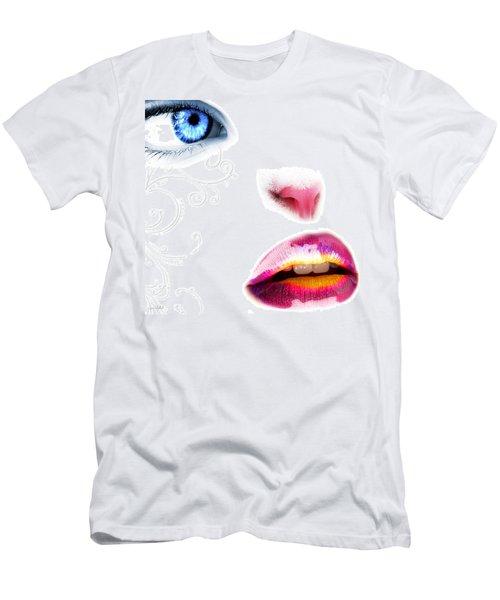 Catwoman Men's T-Shirt (Athletic Fit)