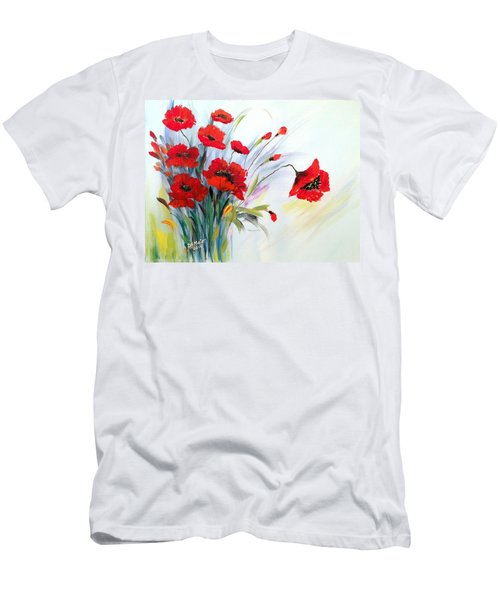 Charming Men's T-Shirt (Slim Fit) by Dorothy Maier