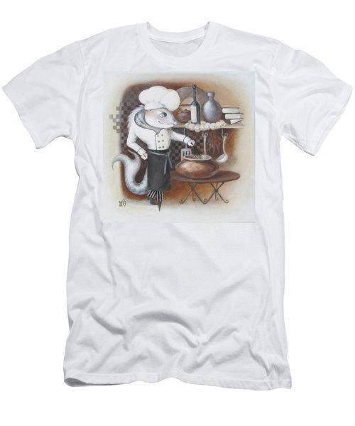 Chef Men's T-Shirt (Athletic Fit)