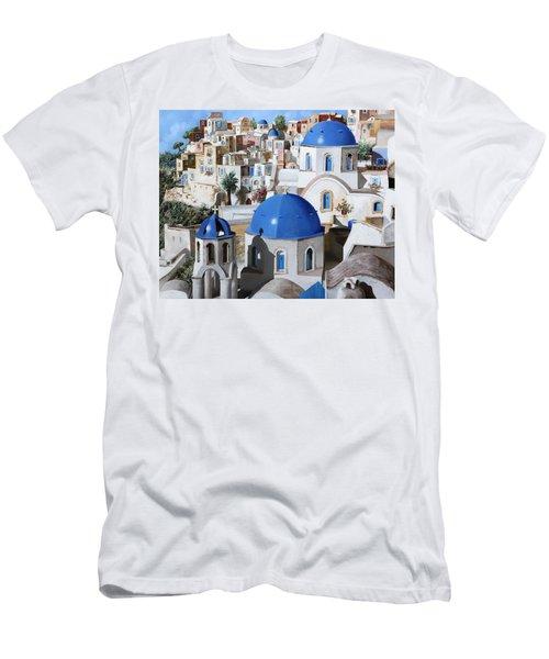 Chiese Ortodosse Men's T-Shirt (Athletic Fit)