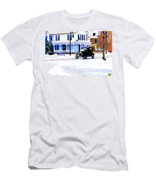 Christmas - 1913 Men's T-Shirt (Athletic Fit)