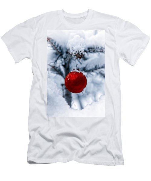 Christmas Tree Men's T-Shirt (Athletic Fit)
