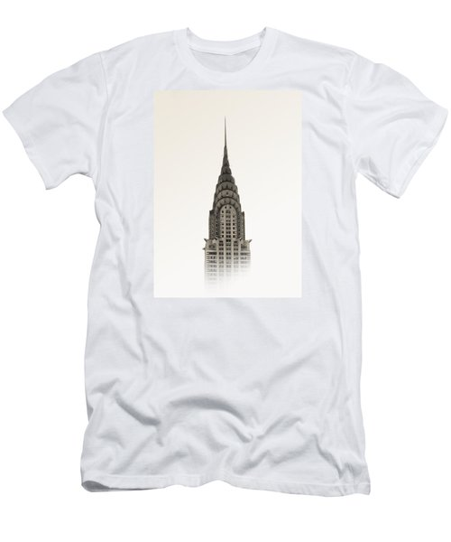 Chrysler Building - Nyc Men's T-Shirt (Slim Fit) by Nicklas Gustafsson