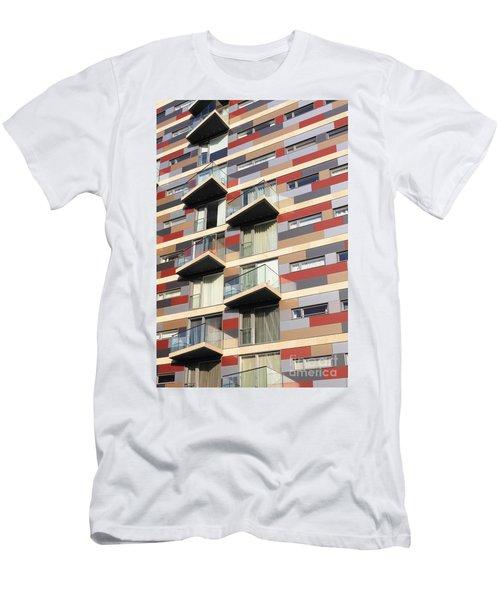 City Living Men's T-Shirt (Athletic Fit)