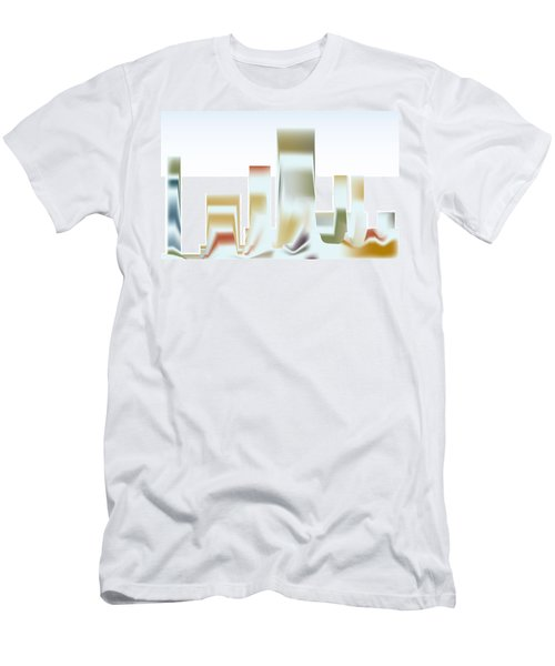City Mesa Men's T-Shirt (Slim Fit) by Kevin McLaughlin