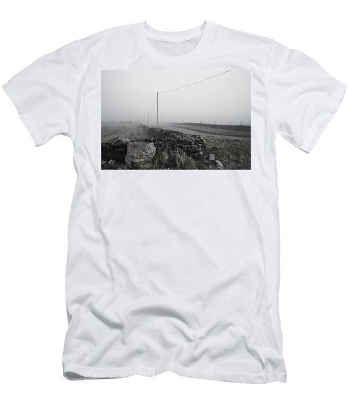 Clearing Fog Men's T-Shirt (Athletic Fit)
