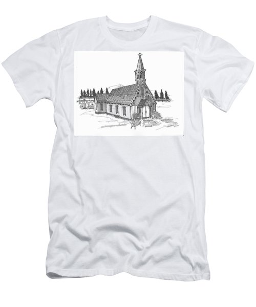 Clermont Chapel Men's T-Shirt (Athletic Fit)