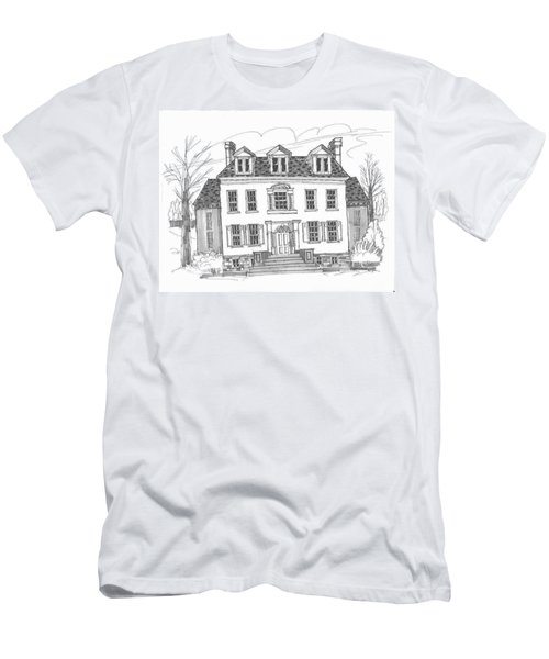Clermont Historic Site Men's T-Shirt (Athletic Fit)
