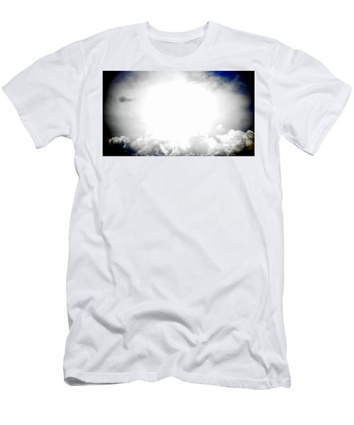 Cloudburst Sky Celestial Cloud Art Xl Resolution Men's T-Shirt (Athletic Fit)