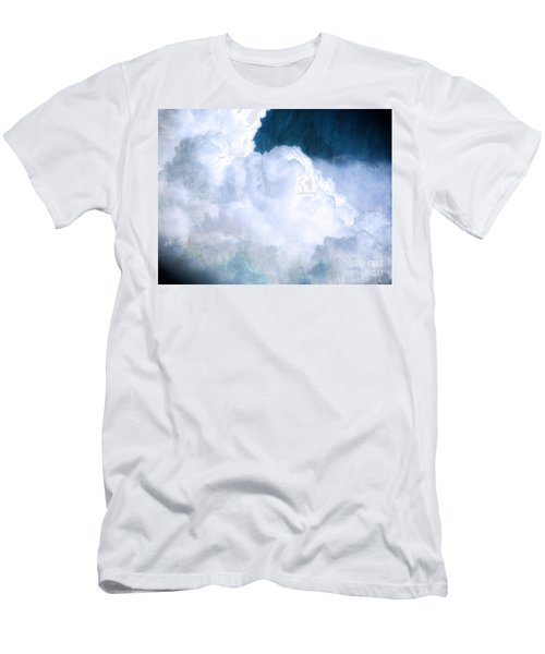 Clouds And Ice Men's T-Shirt (Athletic Fit)