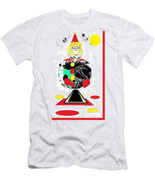 Clowning  Around 2 Men's T-Shirt (Athletic Fit)