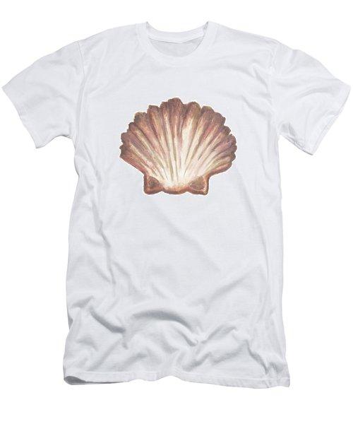 Coastal Icon Coral Vi Men's T-Shirt (Athletic Fit)