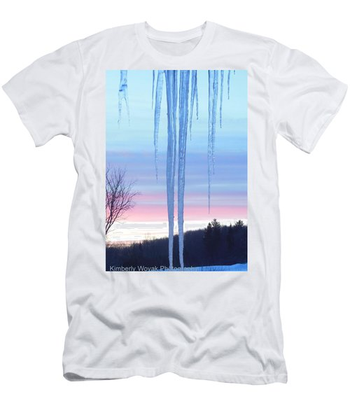 Cold As Ice Men's T-Shirt (Athletic Fit)