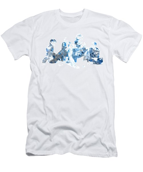 Coldplay Men's T-Shirt (Slim Fit) by Brian Reaves