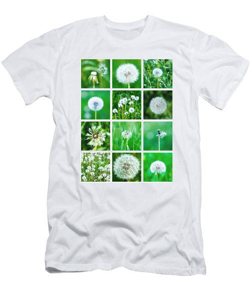 Collage June - Featured 3 Men's T-Shirt (Athletic Fit)