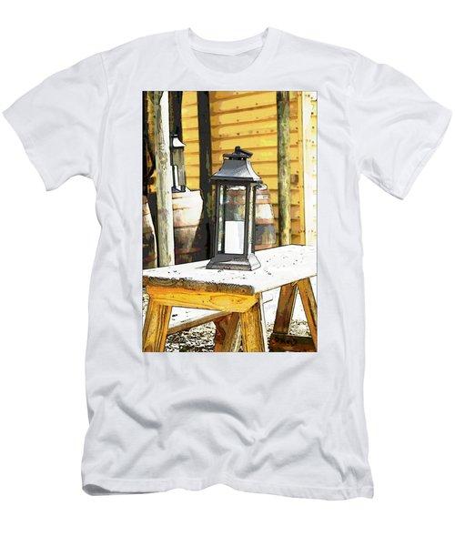 Colonial Light Men's T-Shirt (Athletic Fit)