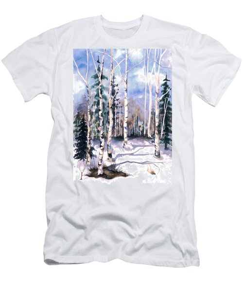 Colorado Aspens 2  Men's T-Shirt (Athletic Fit)
