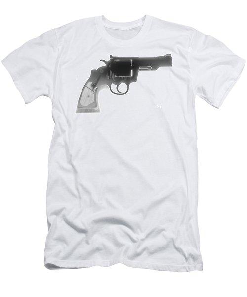 Colt 357 Magnum X Ray Photograph Men's T-Shirt (Athletic Fit)