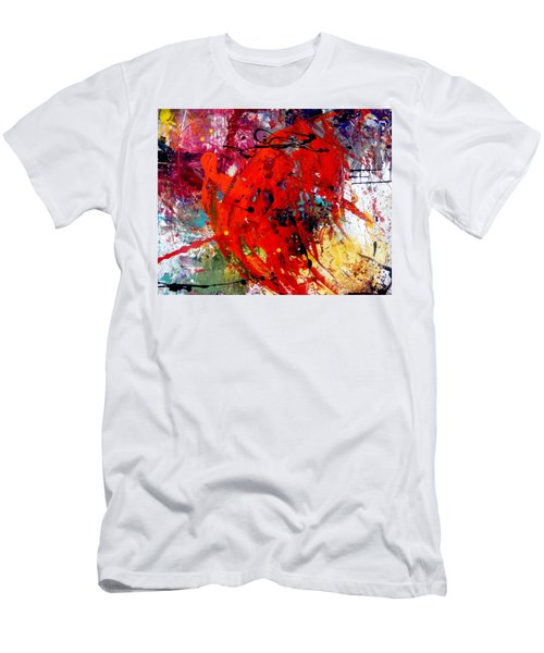 Coming And Goings Men's T-Shirt (Athletic Fit)