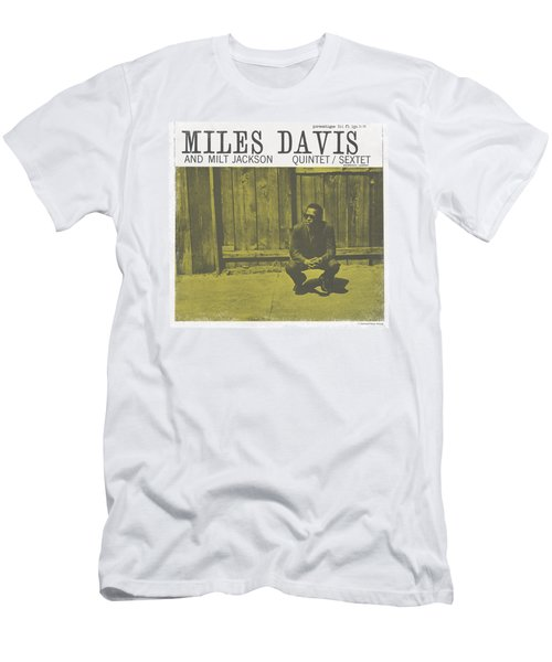 Concord Music - Miles And Milt Men's T-Shirt (Athletic Fit)